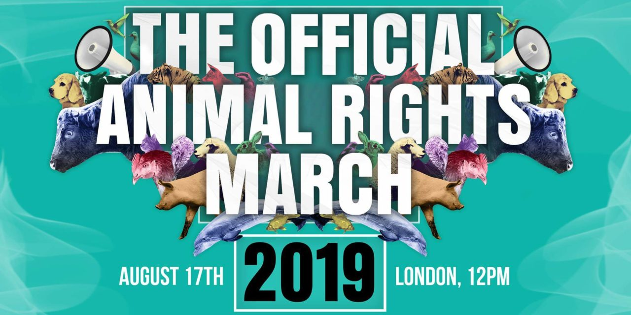 Animal Rights March 2019
