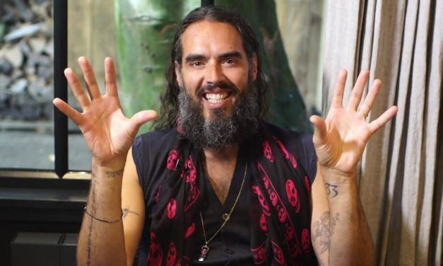 The Spiritual Progression Of Russell Brand