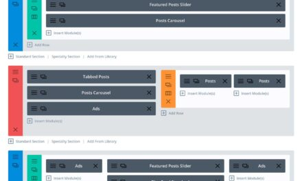 Divi Posts Loading Old Layouts – Knowhow!
